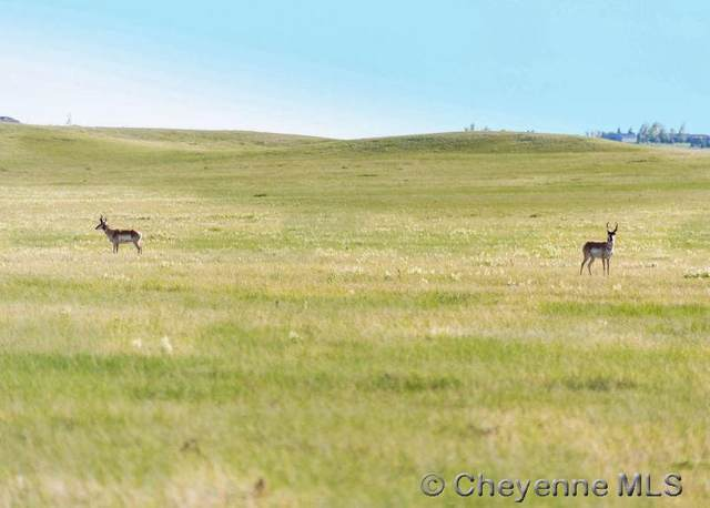 TBD tract 82 North Pass Trail, Cheyenne, WY 82009 (MLS #82020) :: RE/MAX Capitol Properties