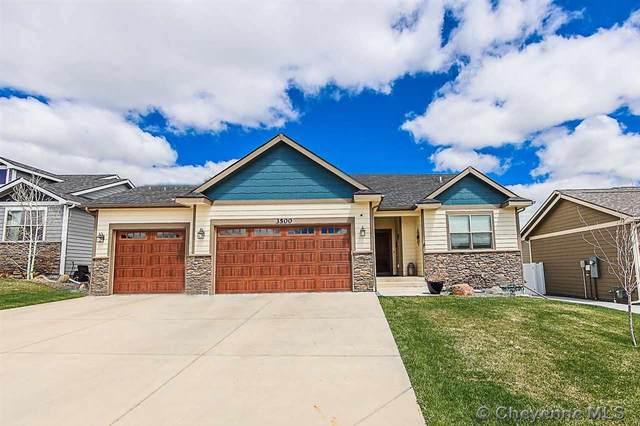 3500 Harvey St, Cheyenne, WY 82009 (MLS #82038) :: RE/MAX Capitol Properties