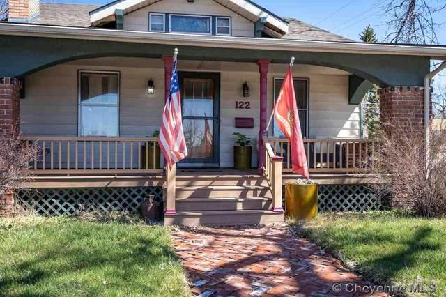 122 E Pershing Blvd, Cheyenne, WY 82001 (MLS #82047) :: RE/MAX Capitol Properties