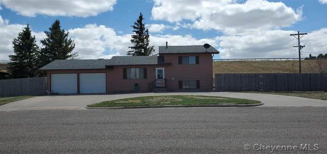 410 E 9TH ST, Pine Bluffs, WY 82082 (MLS #82052) :: RE/MAX Capitol Properties