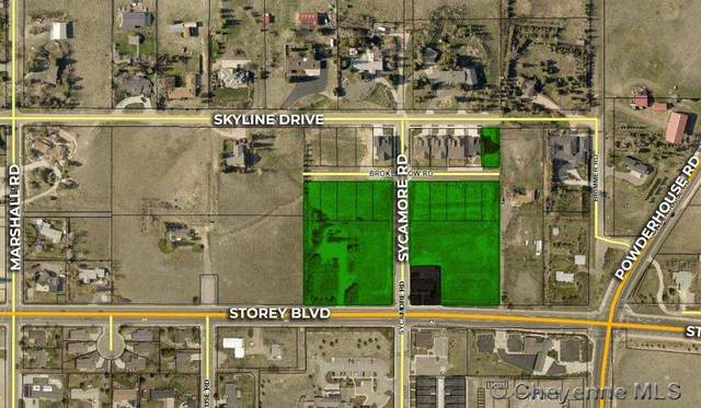 TBD Storey Blvd, Cheyenne, WY 82009 (MLS #82084) :: RE/MAX Capitol Properties