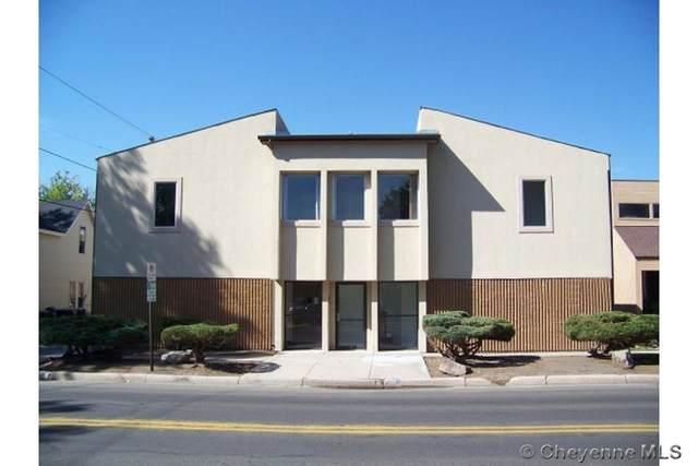 1916 Evans Ave, Cheyenne, WY 82001 (MLS #82088) :: RE/MAX Capitol Properties