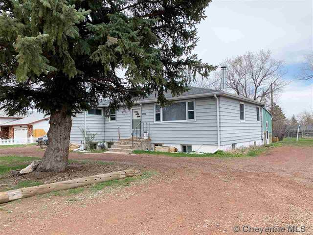 1913 Park Ave, Cheyenne, WY 82007 (MLS #82108) :: RE/MAX Capitol Properties