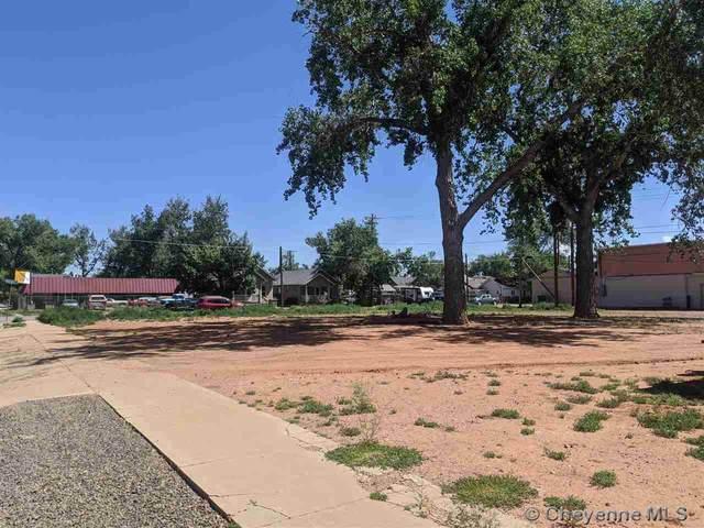TBD 2ND ST, Laramie, WY 82070 (MLS #82109) :: RE/MAX Capitol Properties