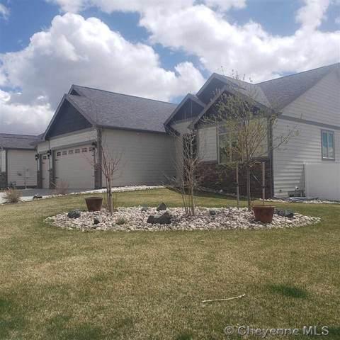 6603 Wilderness Trl, Cheyenne, WY 82001 (MLS #82120) :: RE/MAX Capitol Properties