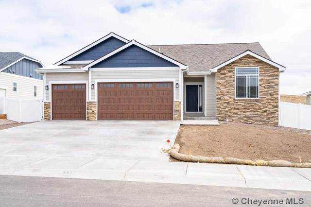 3708 Red Feather Tr, Cheyenne, WY 82001 (MLS #82135) :: RE/MAX Capitol Properties