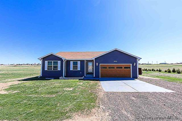 4013 Sunflower Ranch Rd, Hillsdale, WY 82060 (MLS #82137) :: RE/MAX Capitol Properties
