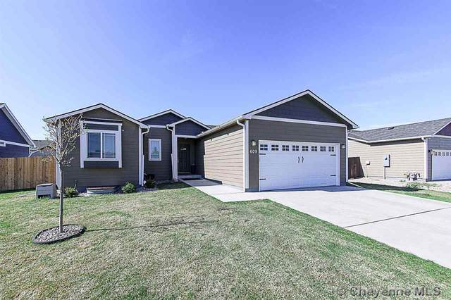 609 Cherry St, Cheyenne, WY 82007 (MLS #82139) :: RE/MAX Capitol Properties