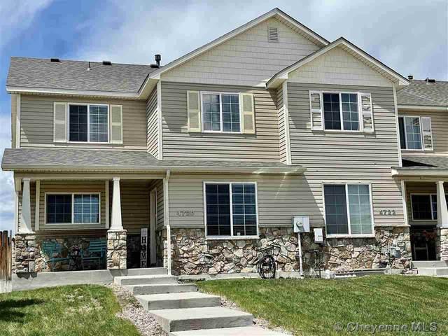 4720 Van Buren Ave, Cheyenne, WY 82009 (MLS #82141) :: RE/MAX Capitol Properties
