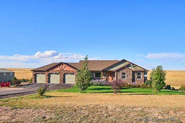 1360 Scenic Ridge Dr, Cheyenne, WY 82009 (MLS #82150) :: RE/MAX Capitol Properties