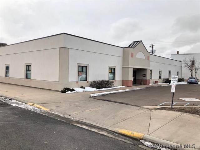 320 Grand Ave, Laramie, WY 82070 (MLS #82164) :: RE/MAX Capitol Properties