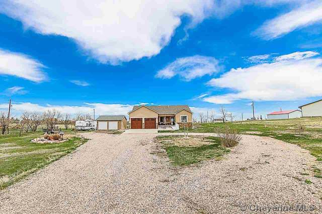 7819 Surrey Rd, Cheyenne, WY 82009 (MLS #82165) :: RE/MAX Capitol Properties