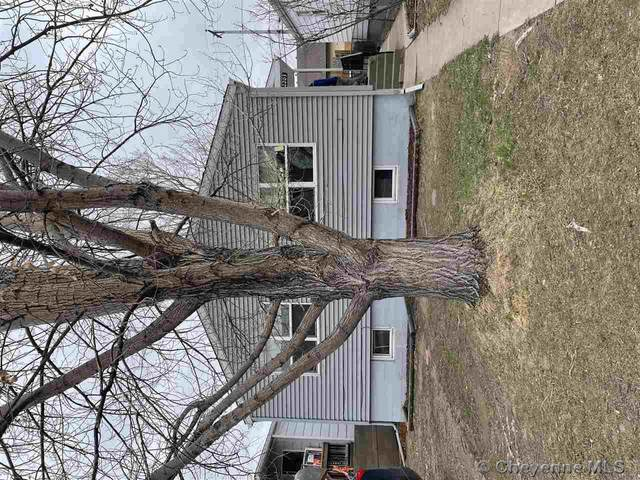 2203 E 16TH ST, Cheyenne, WY 82001 (MLS #82167) :: RE/MAX Capitol Properties
