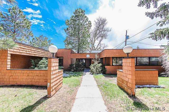 1107 W 6TH AVE, Cheyenne, WY 82001 (MLS #82177) :: RE/MAX Capitol Properties