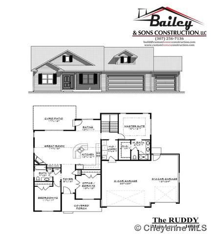 TBD Ridge Rd, Cheyenne, WY 82009 (MLS #82183) :: RE/MAX Capitol Properties