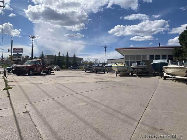 1203 Ridge Rd, Cheyenne, WY 82001 (MLS #82209) :: RE/MAX Capitol Properties