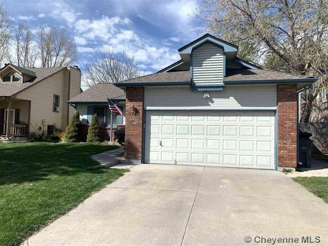1724 Pinion Dr, Cheyenne, WY 82001 (MLS #82210) :: RE/MAX Capitol Properties
