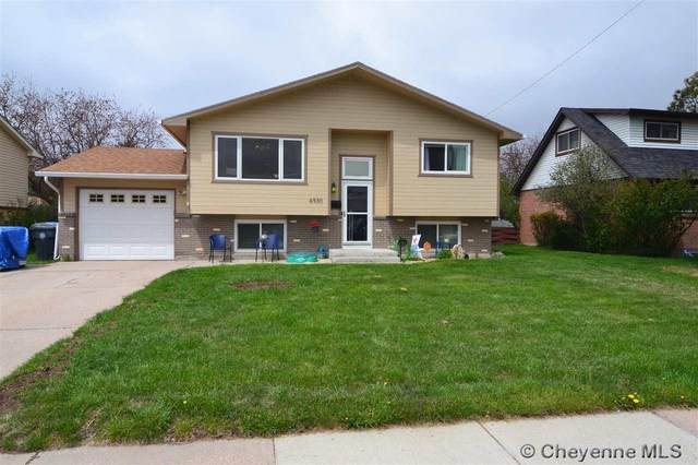 6930 Manhattan Ln, Cheyenne, WY 82009 (MLS #82214) :: RE/MAX Capitol Properties