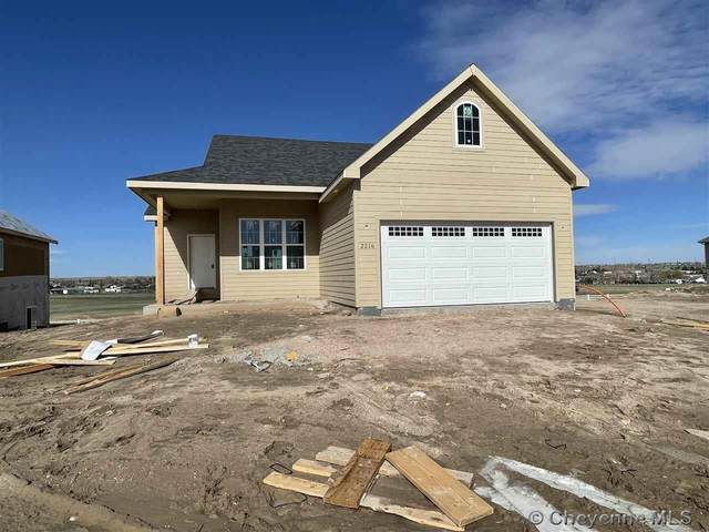 2216 Goodnight Trl, Cheyenne, WY 82001 (MLS #82216) :: RE/MAX Capitol Properties