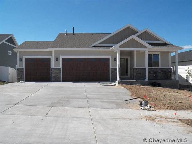 5608 Opal Dr, Cheyenne, WY 82009 (MLS #82364) :: RE/MAX Capitol Properties