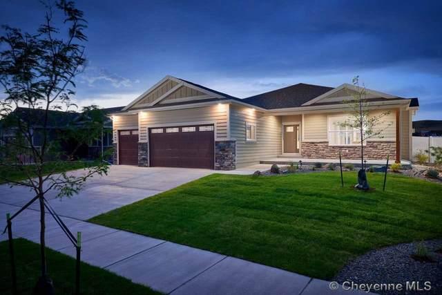 11504 Red Sky Rd, Cheyenne, WY 82001 (MLS #82372) :: RE/MAX Capitol Properties
