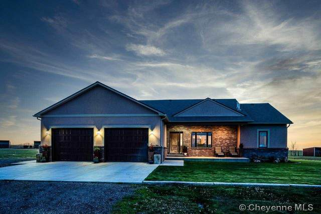338 Remington Ranch Rd, Carpenter, WY 82054 (MLS #82379) :: RE/MAX Capitol Properties
