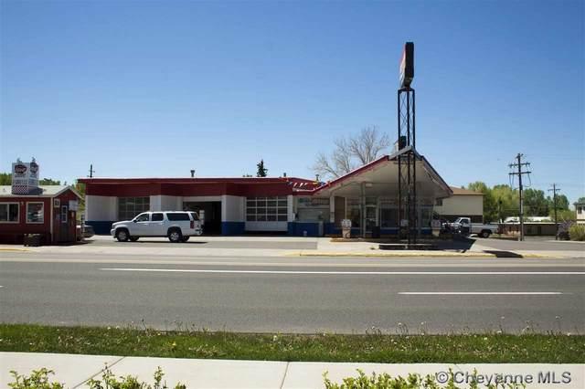 2208 Grand Ave, Laramie, WY 82070 (MLS #82391) :: RE/MAX Capitol Properties
