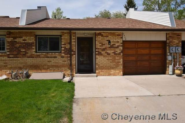 2424 Thomes Ave, Cheyenne, WY 82001 (MLS #82401) :: RE/MAX Capitol Properties