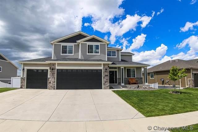 1236 Marie Ln, Cheyenne, WY 82009 (MLS #82402) :: RE/MAX Capitol Properties