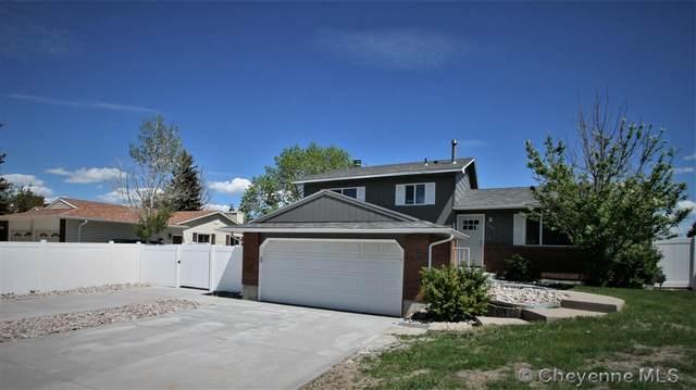 5001 Grandview Ave, Cheyenne, WY 82009 (MLS #82409) :: RE/MAX Capitol Properties