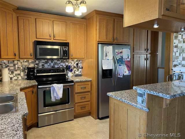 5408 Eastview St, Cheyenne, WY 82009 (MLS #82460) :: RE/MAX Capitol Properties