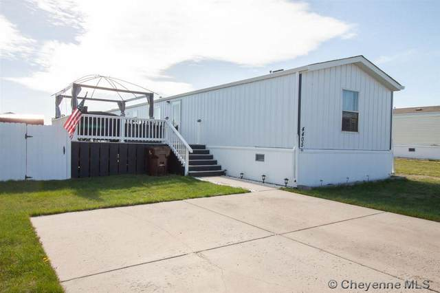 4405 Avenue B-2, Cheyenne, WY 82007 (MLS #82463) :: RE/MAX Capitol Properties