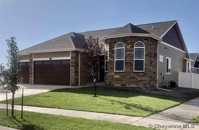 LOT 15 Farthing Rd, Cheyenne, WY 82001 (MLS #82477) :: RE/MAX Capitol Properties