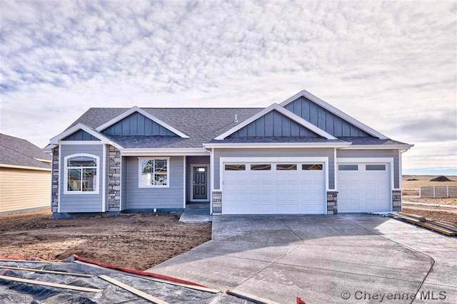 LOT 14 Farthing Rd, Cheyenne, WY 82001 (MLS #82479) :: RE/MAX Capitol Properties
