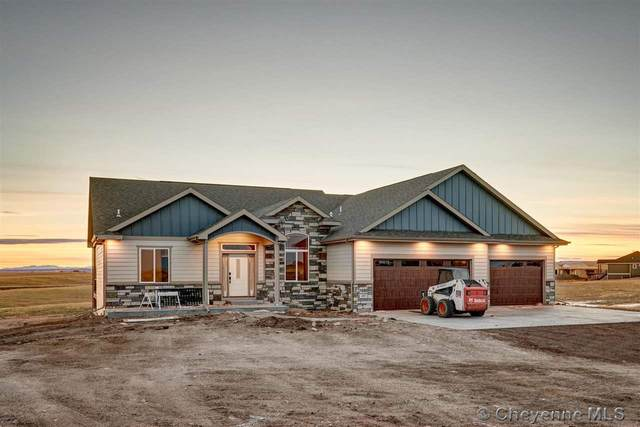 LOT 16 Farthing Rd, Cheyenne, WY 82001 (MLS #82481) :: RE/MAX Capitol Properties