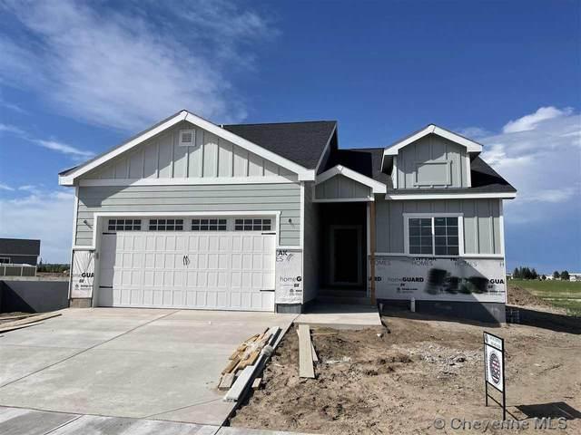 1316 Rabbit Brush Trl, Cheyenne, WY 82007 (MLS #82483) :: RE/MAX Capitol Properties