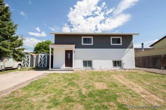 3014 Homestead Ave, Cheyenne, WY 82001 (MLS #82486) :: RE/MAX Capitol Properties
