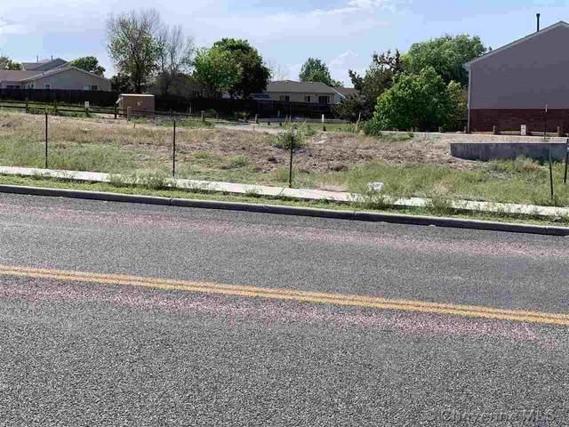 TBD Taft Ave, Cheyenne, WY 82001 (MLS #82498) :: RE/MAX Capitol Properties