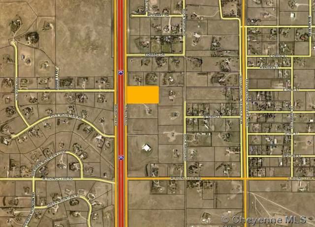 TBD Hynds Blvd, Cheyenne, WY 82009 (MLS #82507) :: RE/MAX Capitol Properties