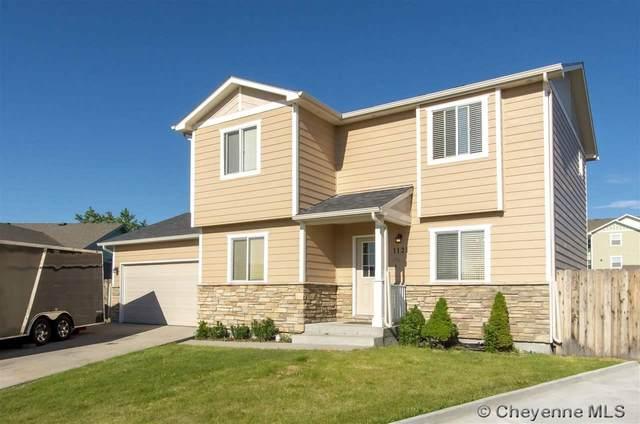 1121 Banjo Ct, Cheyenne, WY 82007 (MLS #82511) :: RE/MAX Capitol Properties