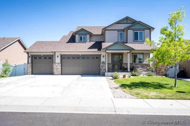 6809 Snowy River Rd, Cheyenne, WY 82001 (MLS #82525) :: RE/MAX Capitol Properties