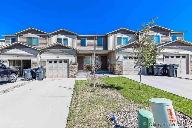 6726 Painted Rock Tr, Cheyenne, WY 82001 (MLS #82542) :: RE/MAX Capitol Properties
