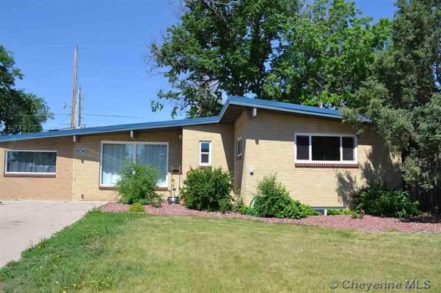 808 Windmill Rd, Cheyenne, WY 82001 (MLS #82563) :: RE/MAX Capitol Properties
