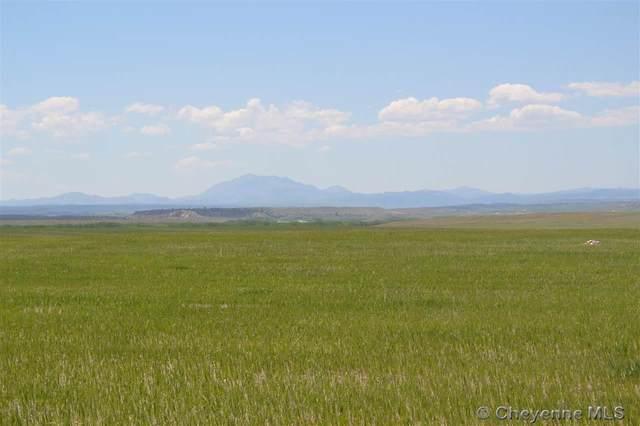 T8 Prairie View Rd, Glendo, WY 82213 (MLS #82565) :: RE/MAX Capitol Properties