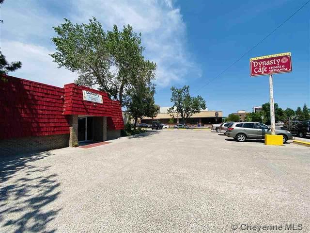 600 W 19TH ST, Cheyenne, WY 82001 (MLS #82571) :: RE/MAX Capitol Properties
