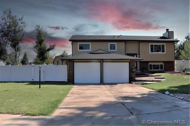 100 Grandview Ct, Cheyenne, WY 82009 (MLS #82578) :: RE/MAX Capitol Properties