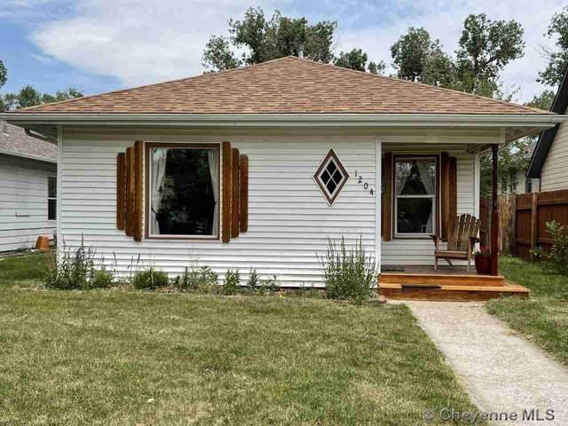 1204 W 31ST ST, Cheyenne, WY 82001 (MLS #82614) :: RE/MAX Capitol Properties