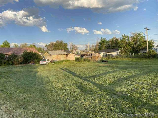E 12TH ST, Cheyenne, WY 82001 (MLS #82615) :: RE/MAX Capitol Properties