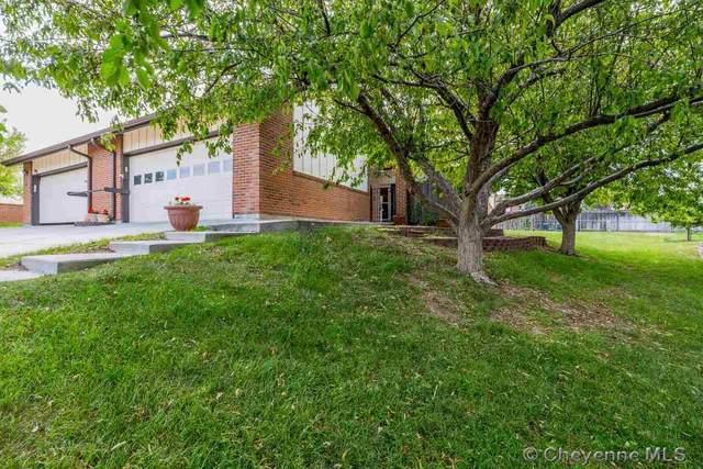 5432 Meadowbrook Dr, Cheyenne, WY 82009 (MLS #82616) :: RE/MAX Capitol Properties