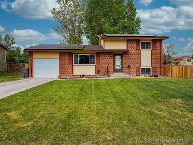 4411 Ocean Ave, Cheyenne, WY 82001 (MLS #82620) :: RE/MAX Capitol Properties